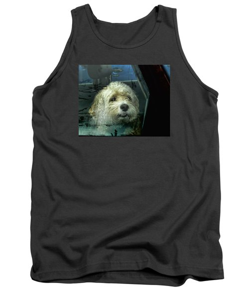 How Much Is That Doggie In The Window Tank Top