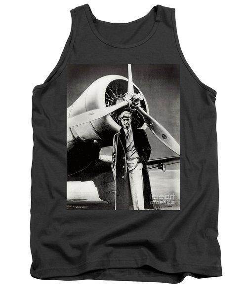 Howard Hughes - American Aviator  Tank Top