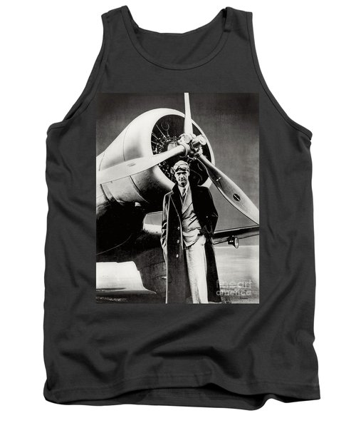 Howard Hughes - American Aviator  Tank Top