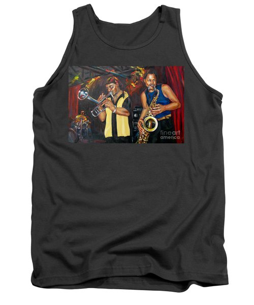 Hud N Lew/ The Daddyo Brothers Tank Top