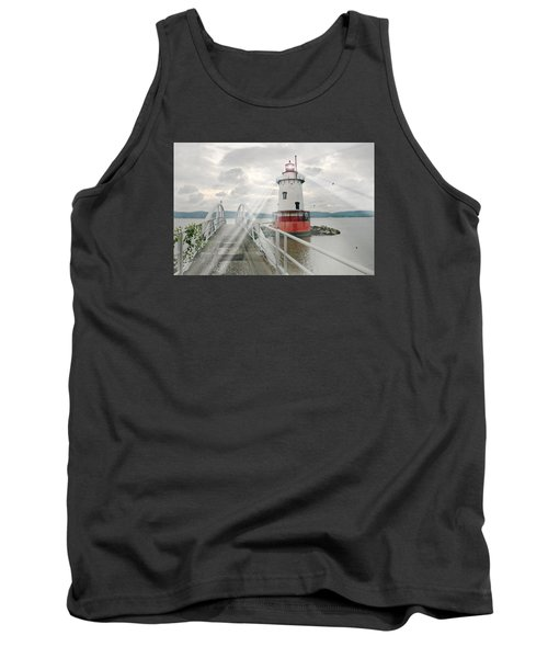 Hudson Light Tank Top by Diana Angstadt