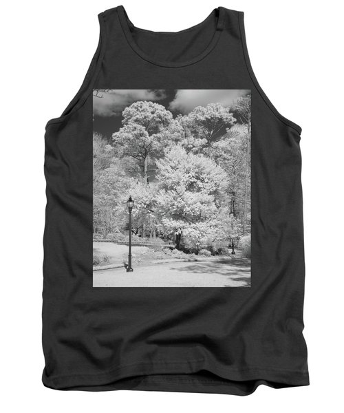 Hugh Macrae Park Tank Top by Denis Lemay