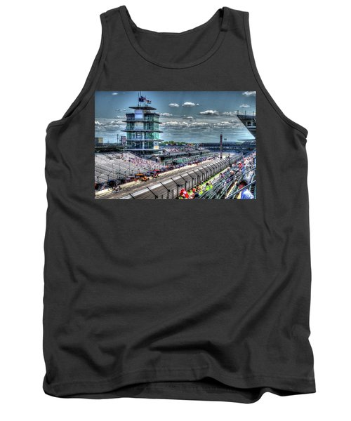 Hulman Suites Tank Top
