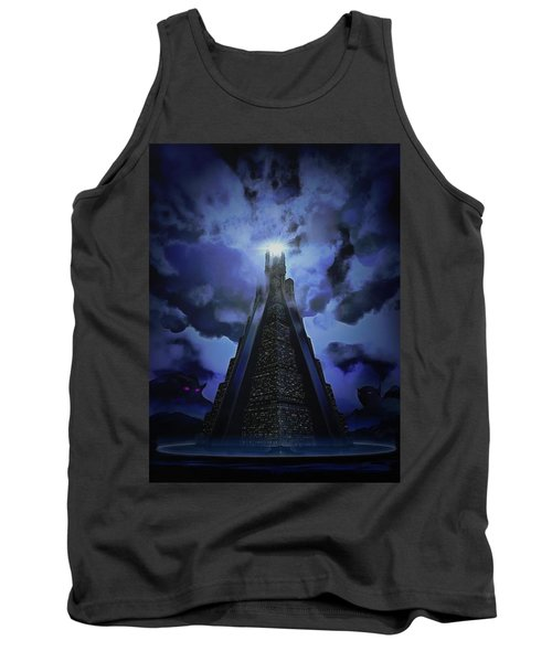 Humanity's Last Stand Tank Top