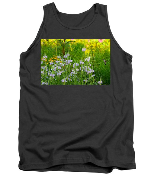 Hummingbird Heaven Tank Top