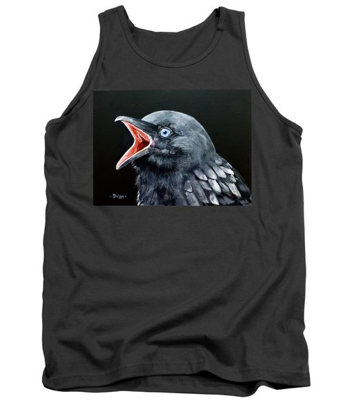 Hungry Baby Raven Tank Top