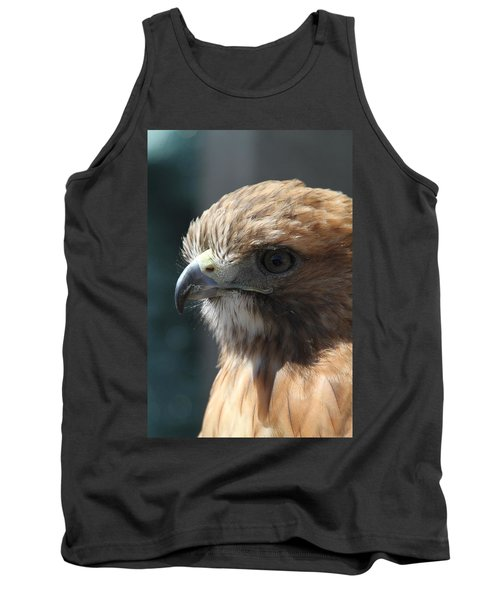 Tank Top featuring the photograph Hunter's Spirit by Laddie Halupa