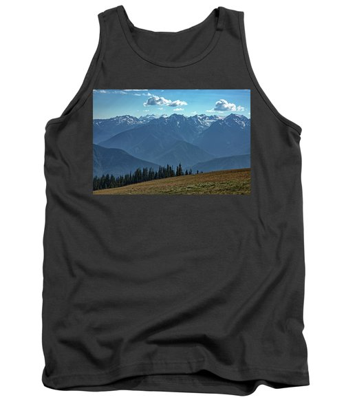 Hurricane Ridge Tank Top