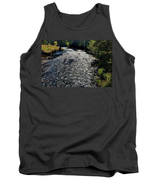 Hyalite Creek  Tank Top