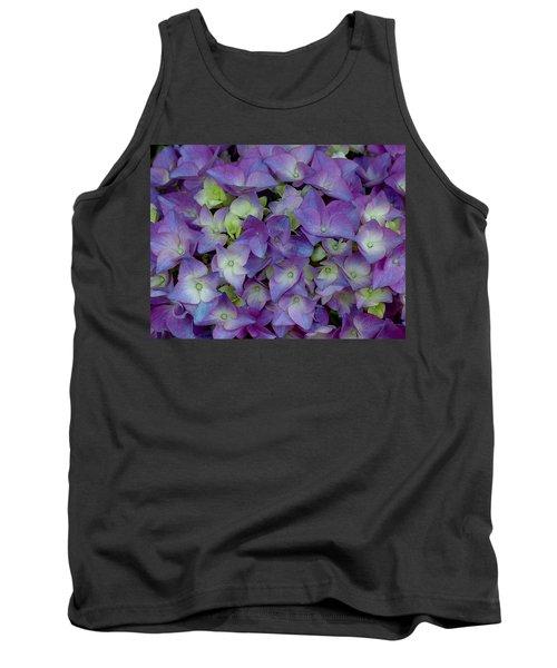 Hydrangia Blossom Tank Top