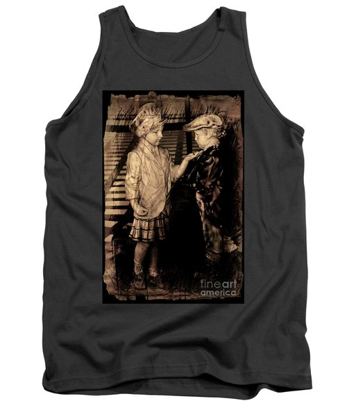 Tank Top featuring the photograph I Approve by Al Bourassa