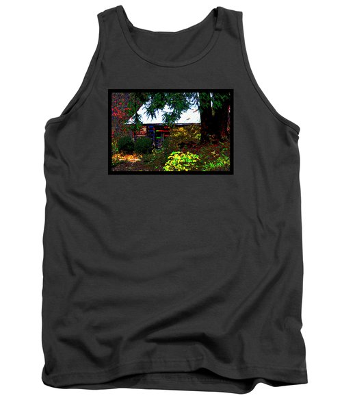 I Dreamt I Was A Cabin Tank Top
