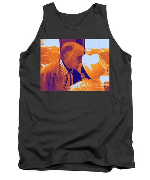 I Knew Two  Tank Top by Jesse Ciazza