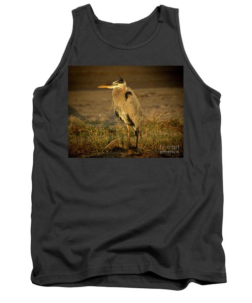 I Know They Are Coming Wildlife Art By Kaylyn Franks Tank Top