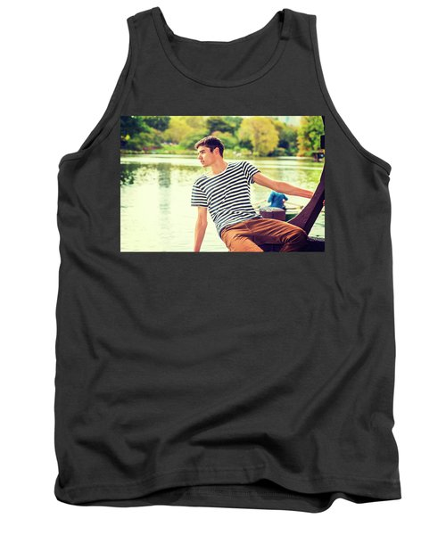 I Missing You And Waiting For You Tank Top