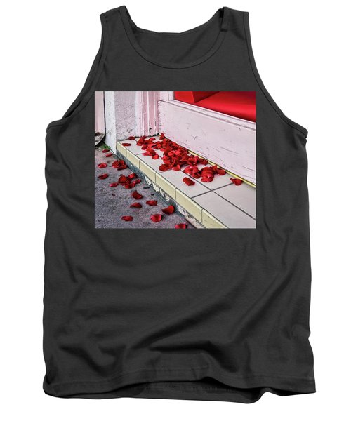 I Poured Out My Heart Tank Top