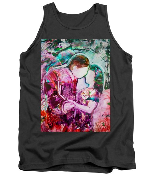 I Remember The First Dance Tank Top