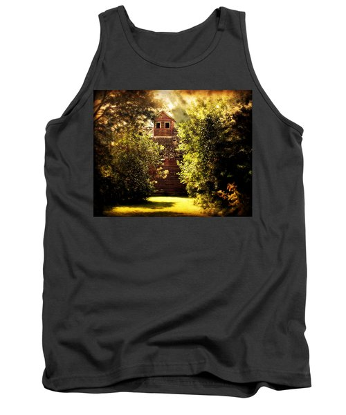 Tank Top featuring the photograph I See You by Julie Hamilton