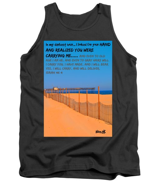I Will Carry You Tank Top