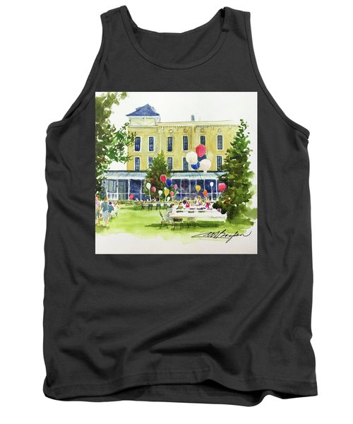 Ice Cream Social And Strawberry Festival, Lakeside, Oh Tank Top