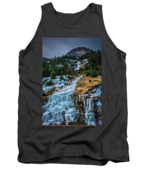 Ice Fall Tank Top