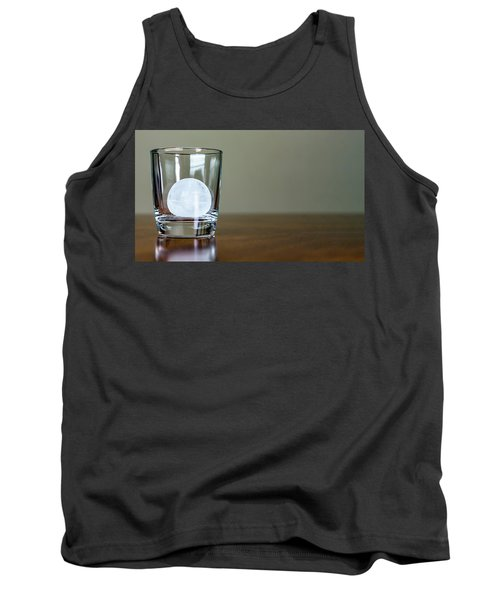 Ice For Whisky Or Cocktail Tank Top