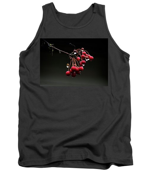 Iced Crab Apples Tank Top