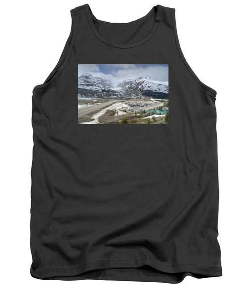 Icefields Parkway Highway 93 Tank Top