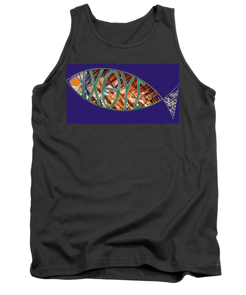 Ichthys Fish Tank Top