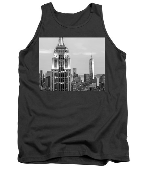 Iconic Skyscrapers Tank Top