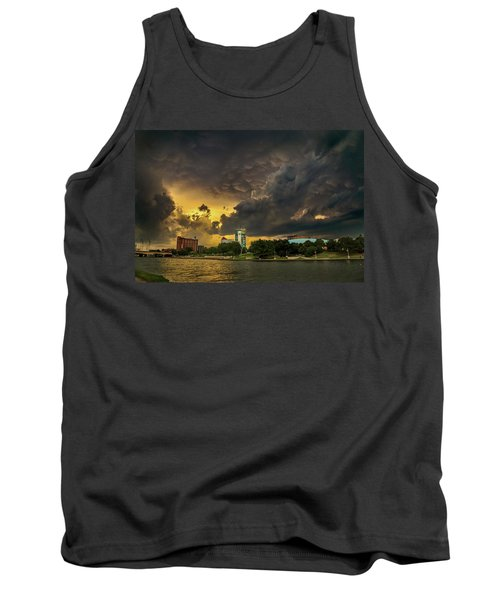 ict Storm - High Res Tank Top