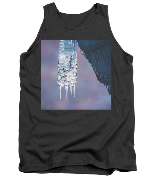 Tank Top featuring the photograph Icy Beauty by Ari Salmela