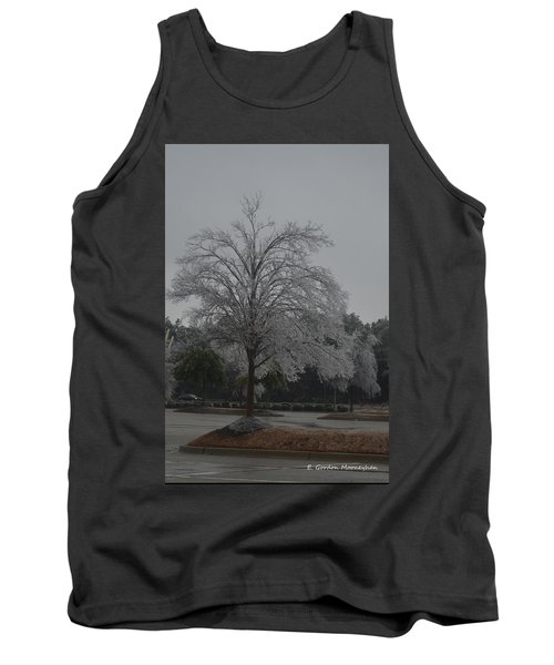 Icy Tree Tank Top