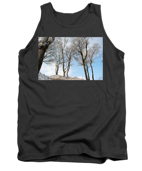 Icy Trees Tank Top