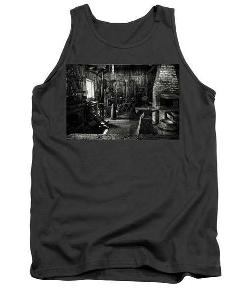 Idle Bw Tank Top