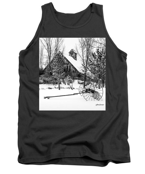 Idle Time - Waiting For Spring Tank Top