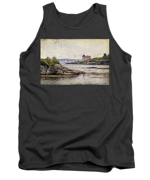 Idyllic Summer Days Tank Top