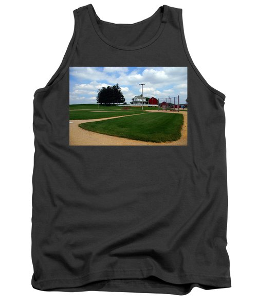 If You Build It They Will Come Tank Top