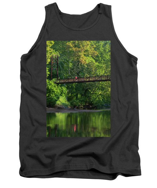 Ilchester-patterson Swinging Bridge Tank Top