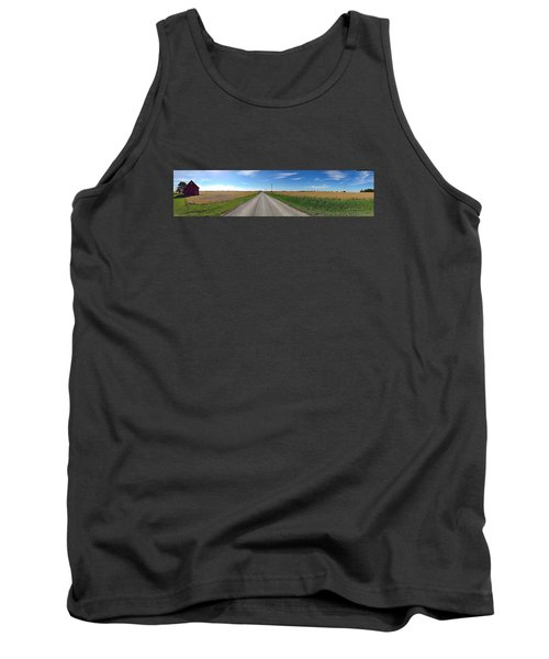 Illinois Landscape  Tank Top by Tim Good