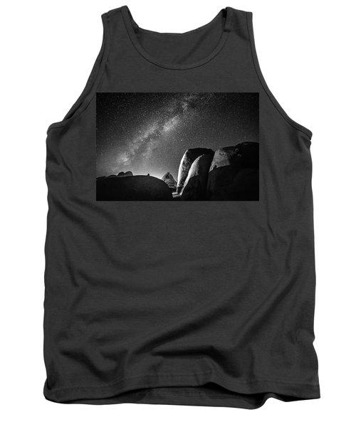 Tank Top featuring the photograph Illuminati I by Ryan Weddle