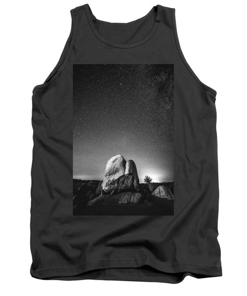 Tank Top featuring the photograph Illuminati V by Ryan Weddle