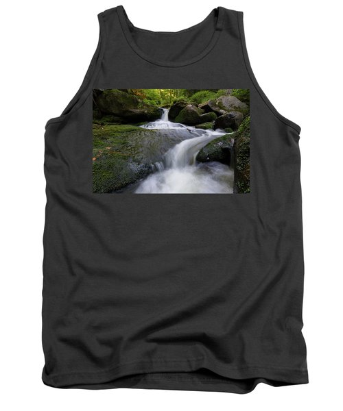Ilse, Harz Tank Top by Andreas Levi