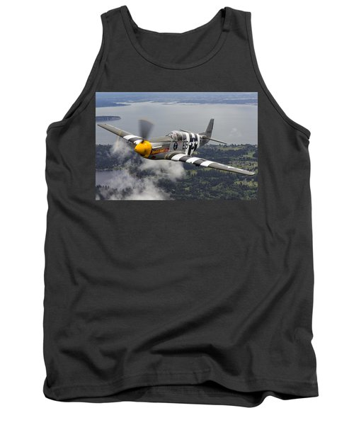 Impatience Is A Virtue Tank Top