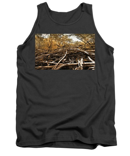 Impenetrable Tank Top by Steve Sperry