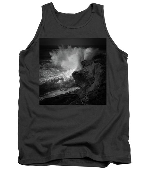 Tank Top featuring the photograph Impulse by Ryan Weddle