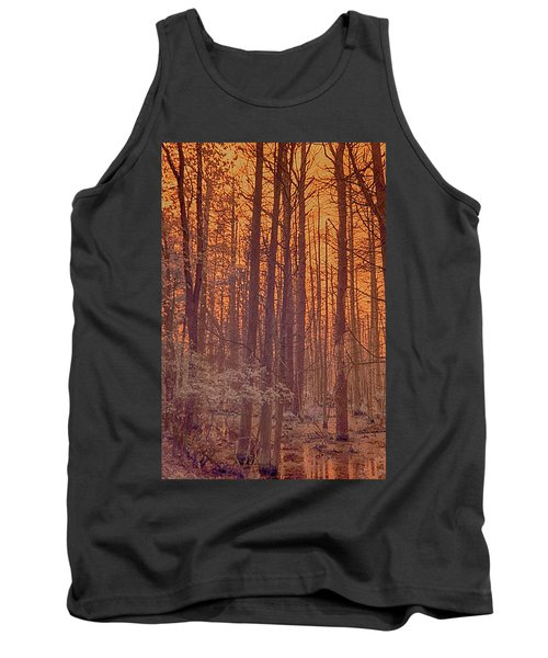 Home Of The Jersey Devil Tank Top