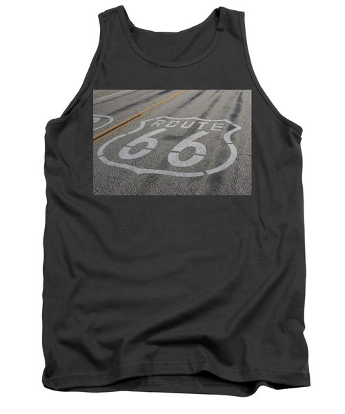 Tank Top featuring the photograph In A Hurry by Laddie Halupa