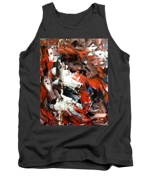 In Abstraction  - Rbw No.2 Tank Top