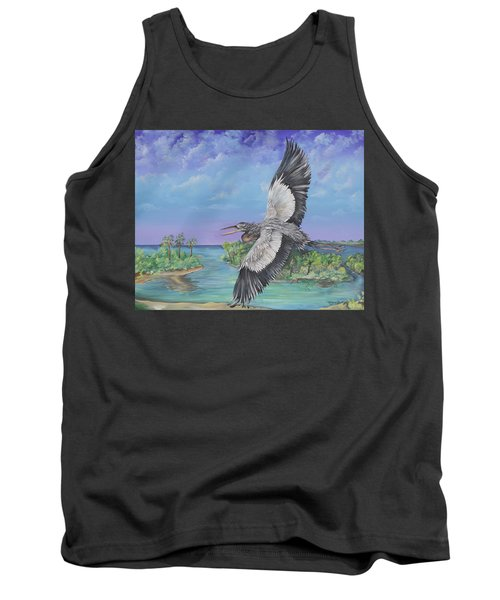 In Flight Tank Top